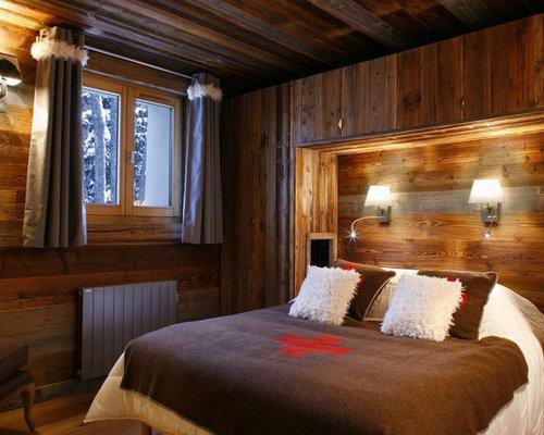 Rustikale schlafzimmer ideen design houzz - Schlafzimmer design ideen ...