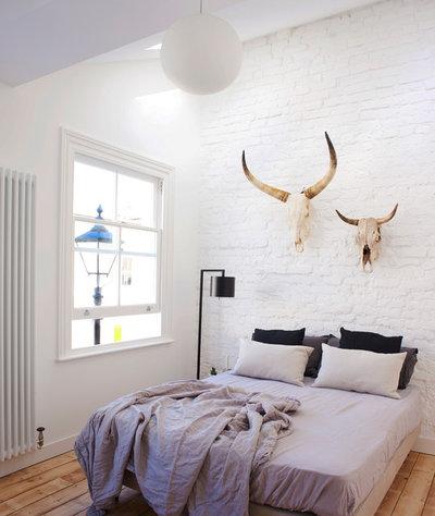 Skandinavisch Schlafzimmer by Finkernagel Ross GmbH