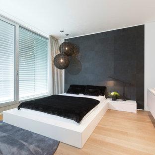 Moderne Schlafzimmer Ideen Design Bilder Houzz