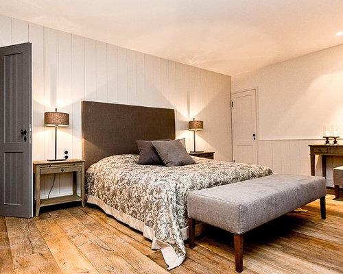 Landhausstil Schlafzimmer - Ideen, Design & Bilder