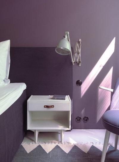 Modern Schlafzimmer by a-base | büro für architektur