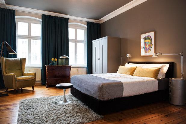 Eklektisch Schlafzimmer by THE INNER HOUSE