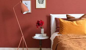 Schlafzimmer - eine Oase des guten Schlafs mit Terrakotta!