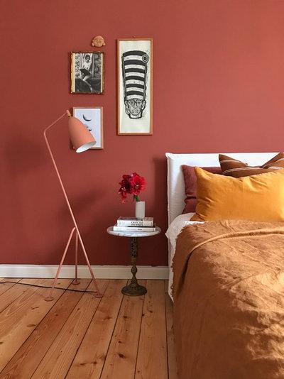 Eklektisch Schlafzimmer by Nikogwendo