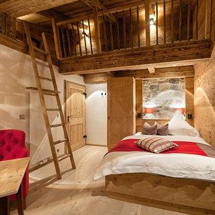 Rustikale Schlafzimmer Ideen Design Bilder Houzz