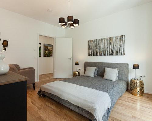 Camera da letto contemporanea Dresda - Foto e Idee per Arredare