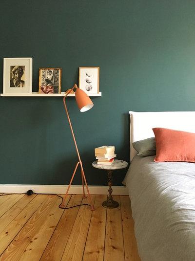 Skandinavisch Schlafzimmer by Nikogwendo