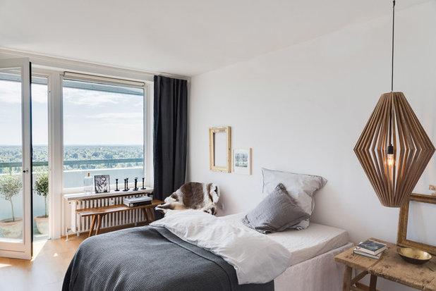 Skandinavisch Schlafzimmer by StageItUp