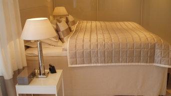 Schlafzimmerrenovierung