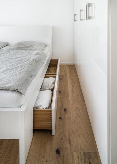 Skandinavisch Schlafzimmer by Alexandra Kiendl  I Architektur