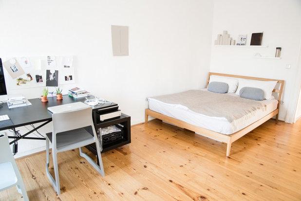 Skandinavisch Schlafzimmer by Claudia Vallentin Fotografie