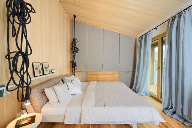 Minimalistisch Schlafzimmer by DieHausDesigner