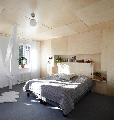 impr gnieren beschichten wandverkleidung holz skandinavisch. Black Bedroom Furniture Sets. Home Design Ideas