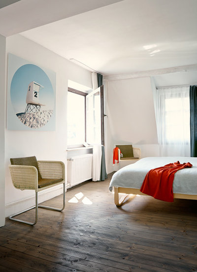 Contemporáneo Dormitorio by Nina Struve Photography
