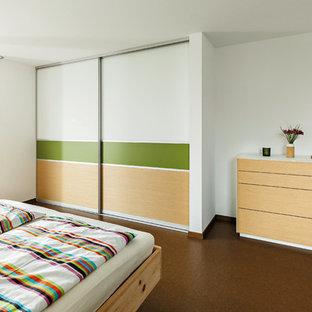 Chambre avec un sol en liège Allemagne : Photos et idées déco de ...