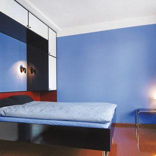 Chambre moderne Berlin : Photos et idées déco de chambres