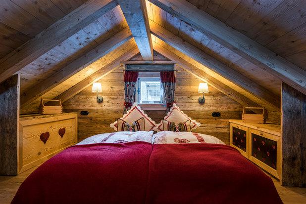 Rustikal Schlafzimmer by STEINER Art & Design