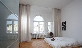 Toller Schlafzimmervorhang Nela - Atmosphäre für Dein Zuhause