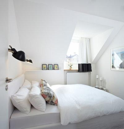 camera da letto: total white? una scelta da fare a occhi chiusi - Camera Da Letto White