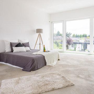 Verkauf Bauhaus-Villa westliches Köln, Pulheim, inkl. Home Staging