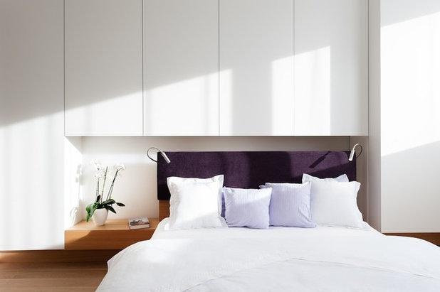Minimalistisch Schlafzimmer by Innenarchitektur-Rathke