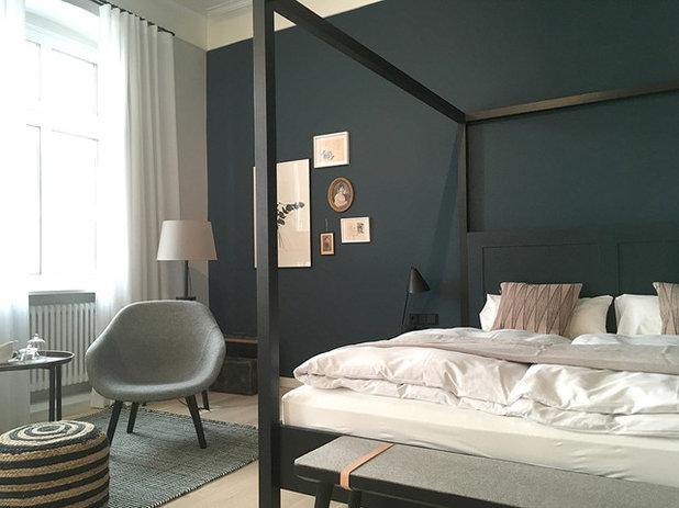 Scandinavian Bedroom by ATELIER RAUMFRAGEN