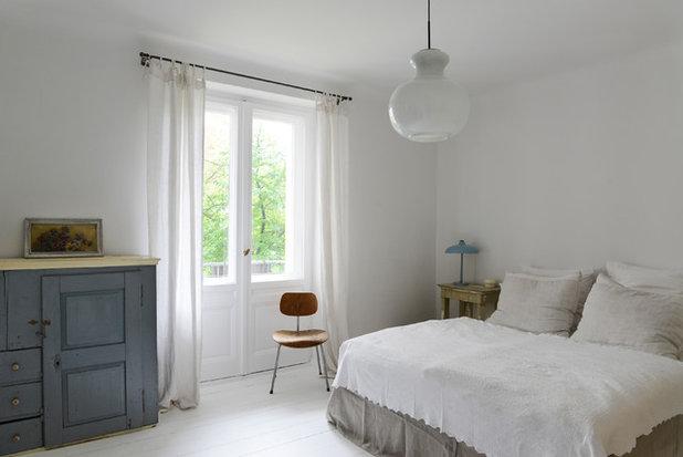Skandinavisk Soveværelse by Studio Swen Burgheim