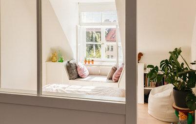 Optimierter Wohnraum für eine Mietwohnung in München