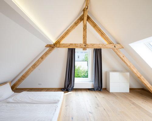 Skandinavische Schlafzimmer - Ideen, Design & Bilder