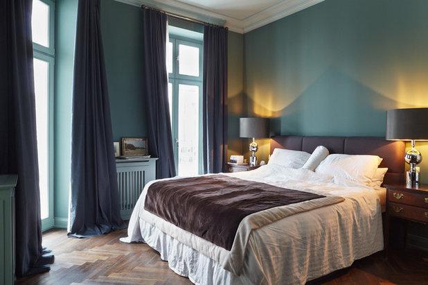 Eklektisch Schlafzimmer by Nailis Architekten
