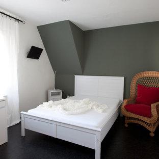 Chambre moderne Essen : Photos et idées déco de chambres