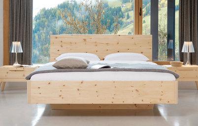 Verbessert Zirbenholz wirklich Schlaf und Wohlbefinden?
