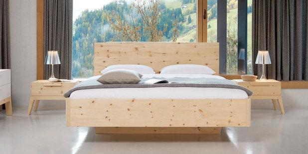 Modern Schlafzimmer by SchlafFreude