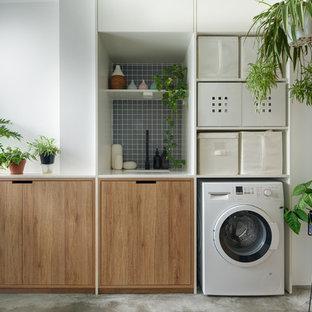 Immagine di una lavanderia nordica
