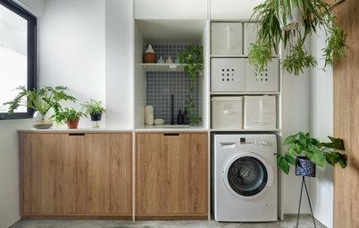 6 tips som gör tvättstugan till ett rum du faktiskt vill vara i