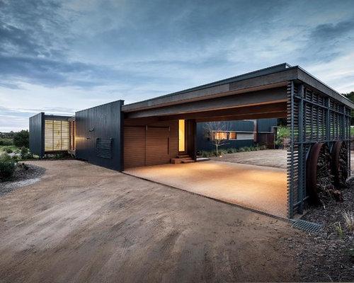 urban garagen und ger teschuppen bilder ideen garagen. Black Bedroom Furniture Sets. Home Design Ideas