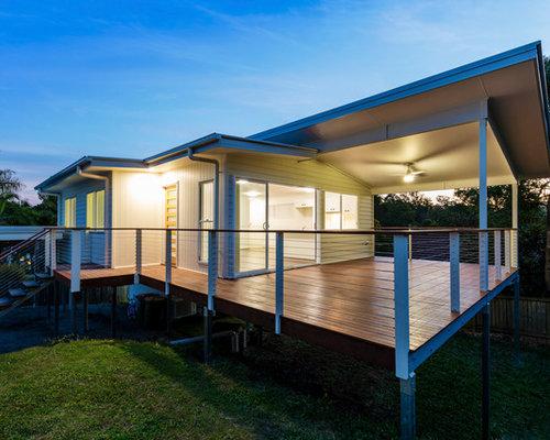 Modern Brisbane Garage and Shed Design Ideas, Pictures, Remodel & Decor