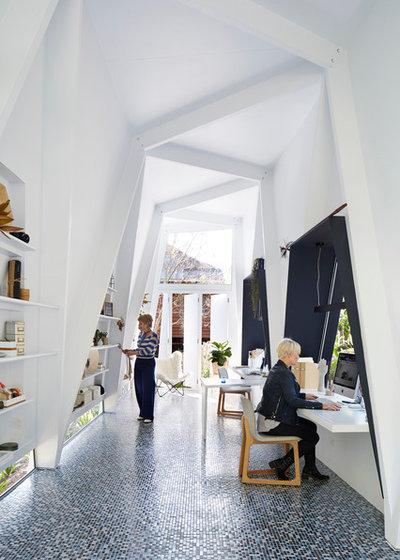 Modern Shed by IndigoJungle Interior Styling