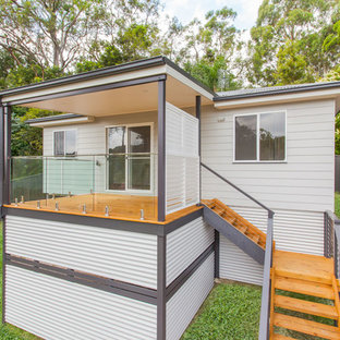 This is an example of a mid-sized industrial detached granny flat in Newcastle - Maitland.