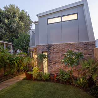 Contemporary detached granny flat in Sydney.