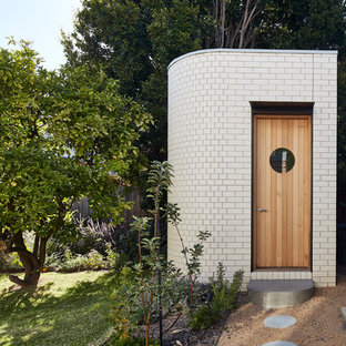 Inspiration for a modern detached shed and granny flat in Sydney.