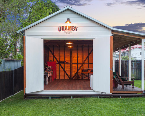 75 Country Shed and Granny Flat Design Ideas - Stylish Country Shed ...