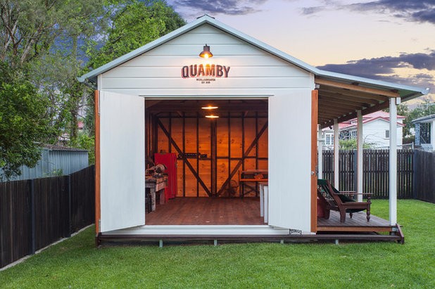 Country Granny Flat or Shed by Smith & Sons Renovations & Extensions Ashgrove