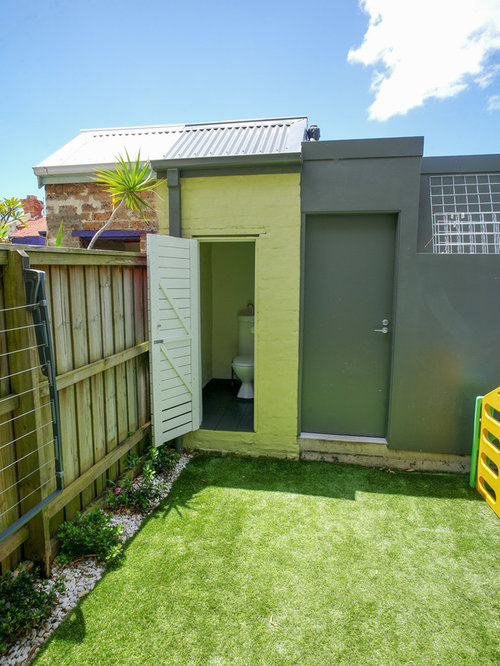 Small Trendy Detached Guesthouse Photo In Sydney