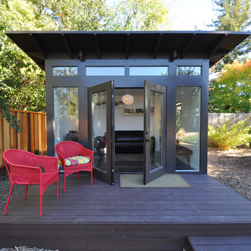 10x12 Home Office Space