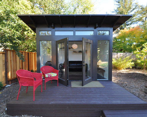 Modern Shed Design Ideas Remodels Photos