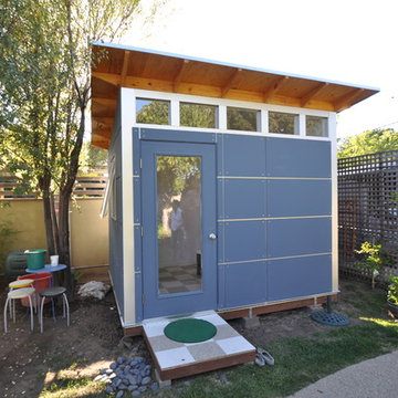 10x8 Pottery Shed