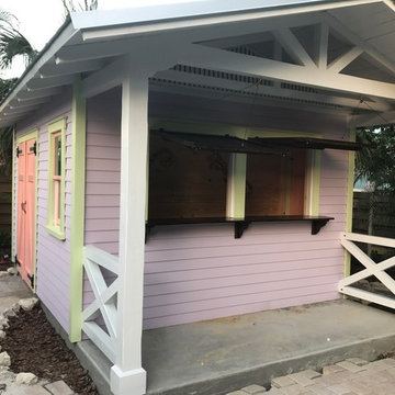 12'x14' Snack Shack Shed