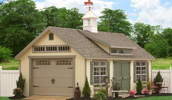 14x24 Premier Garden Garage for around $8,500.00