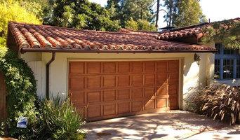 2 Piece Boral Clay Tile Relay - Rolling HIlls Estates, California